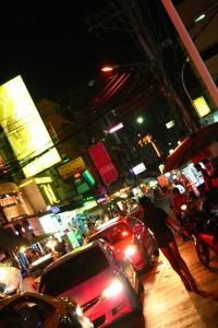 red light district bangkok
